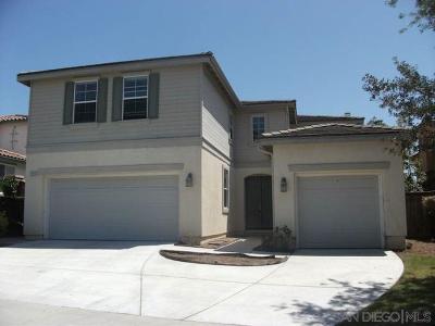 Oceanside Single Family Home For Sale: 5345 Village Drive
