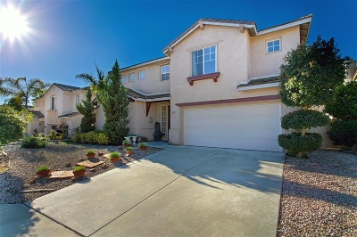 Single Family Home For Sale: 227 Falcon Place