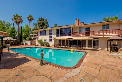 Chula Vista Single Family Home For Sale: 55 Pepper Tree Road