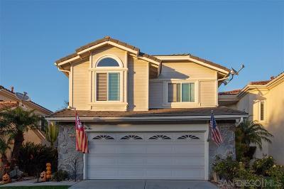 Tierrasanta Single Family Home For Sale: 11222 Corte Playa Madera