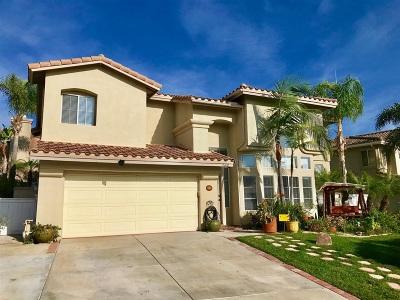 Oceanside Single Family Home For Sale: 1160 Avenida Sobrina