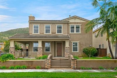 4s Ranch, 4s Ranch/Garden Walk, Del Sur, Del Sur Community Single Family Home For Sale: 17259 4s Ranch Pkwy