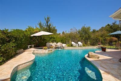 Oceanside Single Family Home For Sale: 1471 Belmont Park Rd