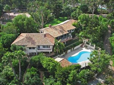 Bonita Single Family Home For Sale: 3602 Lomacitas Ln