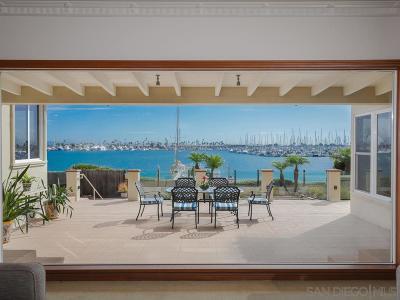 San Diego County Single Family Home For Sale: 873 San Antonio Pl