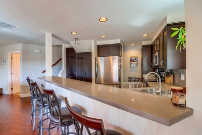Point Loma Townhouse For Sale: 3950 Voltaire St