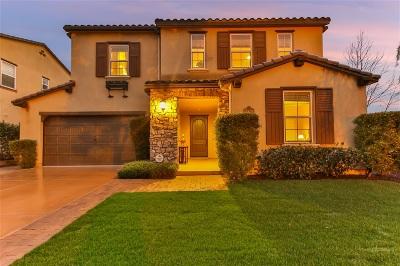 San Diego Single Family Home For Sale: 15805 Monte Alto Terrace