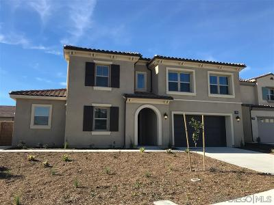 Murrieta, Temecula Single Family Home For Sale: 34887 Wildflax Court