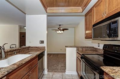 San Diego Attached For Sale: 5999 Rancho Mission Rd #107
