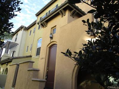 Chula Vista Attached For Sale: 1295 Blue Jean Way #4