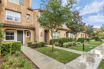 Townhouse For Sale: 17022 Calle Trevino #3