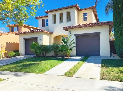 San Marcos Single Family Home For Sale: 366 Avenida La Cuesta