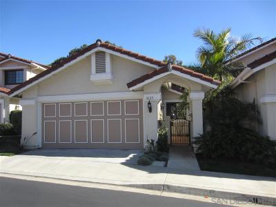 Single Family Home For Sale: 4125 Caminito Davila
