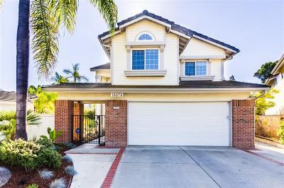 Tierrasanta Single Family Home For Sale: 13373 Terraza Playa Cancun