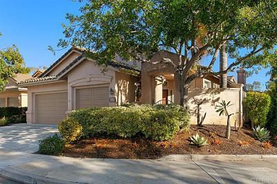 Escondido Single Family Home For Sale: 3692 Camino Del Pilar