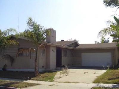 San Diego Single Family Home For Sale: 6243 Rancho Hills Dr