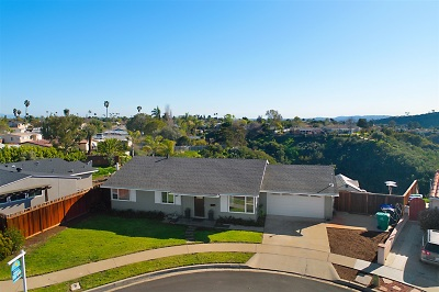 San Diego CA Single Family Home Sold: $842,600