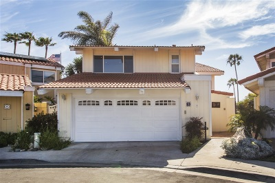 Coronado CA Single Family Home For Sale: $1,320,000