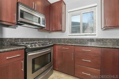 San Diego Attached For Sale: 1150 21st St #6