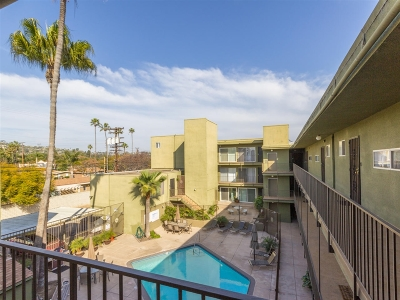 Pacific Beach, Pacific Beach Sail Bay, Pacific Beach, North Pacific Beach, Pacific Beach/Crown Point Attached For Sale: 2266 Grand Ave #30