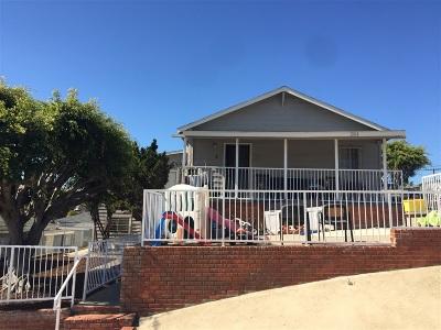San Diego Multi Family 2-4 For Sale: 2014 Earl Street