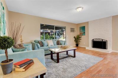 Santee Single Family Home Back On Market: 9710 Halberns Blvd