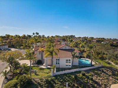 Oceanside Single Family Home Contingent: 5148 Bella Collina St