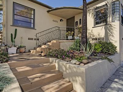 El Cerrito, El Cerrito/West College Single Family Home For Sale: 4454 58th St