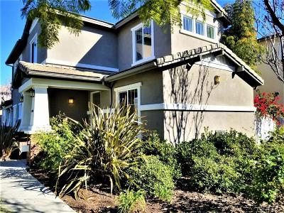 San Marcos Townhouse Sold: 312 Borden Rd