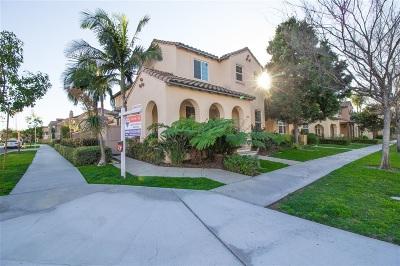 Chula Vista Single Family Home For Sale: 1686 Irwin St