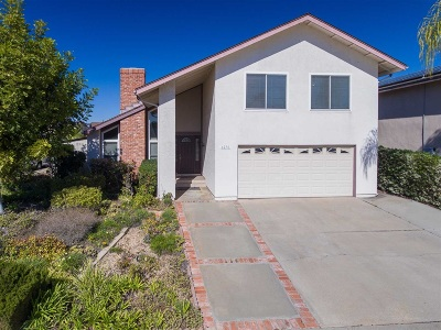 Single Family Home For Sale: 6270 Hannon Court