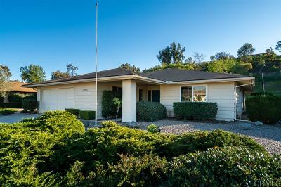 Single Family Home For Sale: 12383 Filera Rd