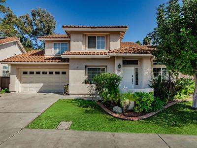 Scripps Ranch Single Family Home For Sale: 11081 Tondino Road