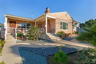 San Diego Multi Family 2-4 For Sale: 4539-41 54th St