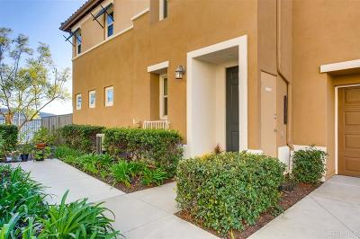 San Marcos Townhouse For Sale: 2093 Silverado Street