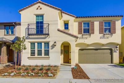 San Diego Single Family Home For Sale: 945 Thermal Ave
