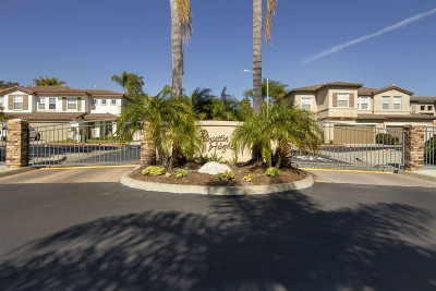 Carlsbad Attached For Sale: 6471 Kingbird Ln