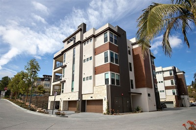 San Diego Attached For Sale: 8540 Aspect Dr