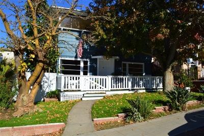 Ocean Beach Rental For Rent: 4476 Brighton Avenue
