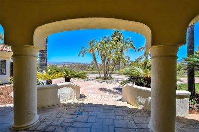 Rancho Santa Fe Single Family Home For Sale: 17329 Circa Oriente
