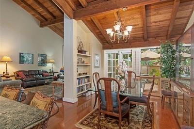 Rancho Santa Fe Rental For Rent: 16936 Via De Santa Fe