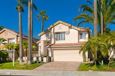 Carlsbad Single Family Home Sold: 2310 Via Villegas