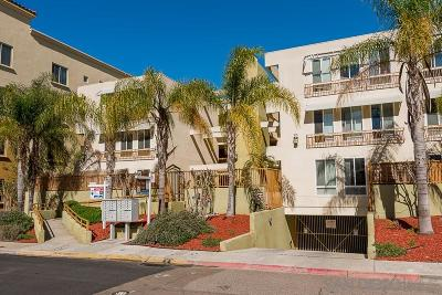 San Diego Attached For Sale: 5540 Lindo Paseo #10