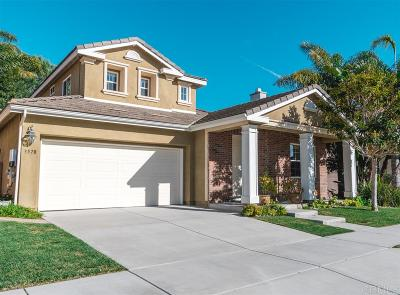 Carlsbad Single Family Home For Sale: 3570 Sand Ct