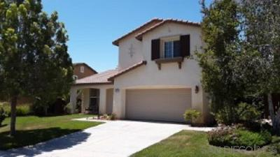 Murrieta, Temecula Single Family Home For Sale: 32711 Campo Drive