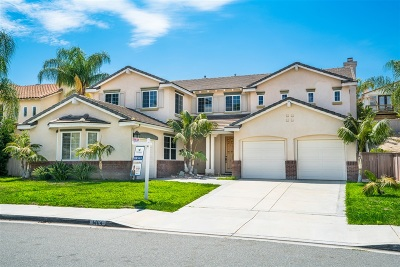 Chula Vista Single Family Home For Sale: 1404 S Creekside Dr.