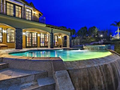 Fallbrook Single Family Home For Sale: 2703 Via Rancheros