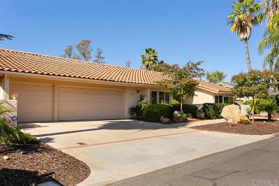 Single Family Home Sold: 13421 Calle Colina