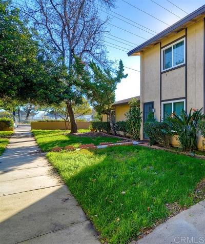 Santee Attached For Sale: 9954 N Magnolia