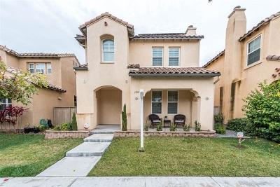 Chula Vista Single Family Home For Sale: 1749 Oconnor Ave